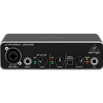 Behringer UPhoria UMC22 Audio Interface