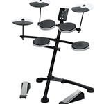 Roland TD-1K 5-Piece Electronic Drum Kit with Stand and Rubber Snare