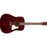 Art&Lutherie Americana Dreadnought Acoustic Electric Guitar w/QIT - Tennessee Red
