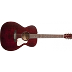Art&Lutherie Legacy Concert Hall Acoustic Guitar w/bag - Tennessee Red