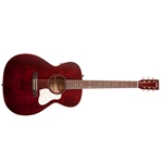 Art&Lutherie Legacy Concert Hall Acoustic Electric Guitar w/QIT - Tennessee Red