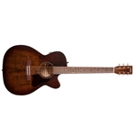 Art&Lutherie Legacy Concert Hall Left-Handed CW QIT - Bourbon Burst