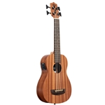 Kala UBASS Wanderer Acoustic-Electric Bass Ukulele